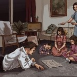 Family Game Night, Corey Miller